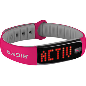 SIGMA SPORT Activo Activity Tracker, berry pink